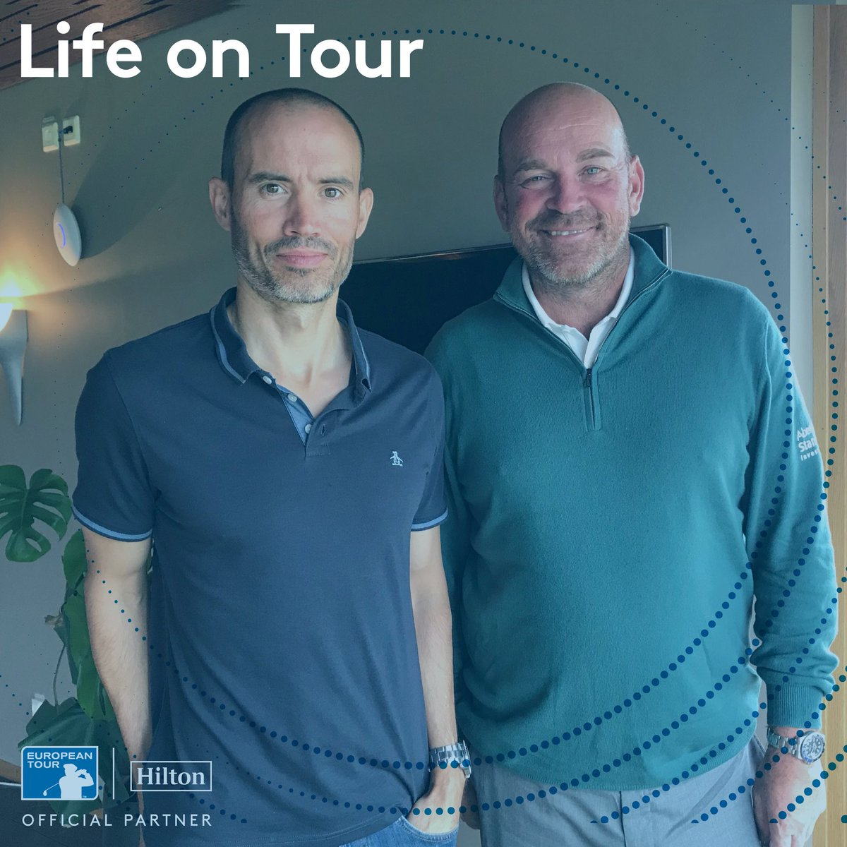 Had fun chatting with @MrAndrewCotter about my @EuropeanTour #LifeOnTour! If you have a spare moment - take a listen! 🎧 europeantour.com/europeantour/n…