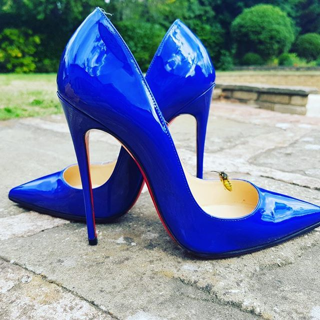 80500d40e75bf High Heel Hierarchy - pre loved Louboutins on Twitter