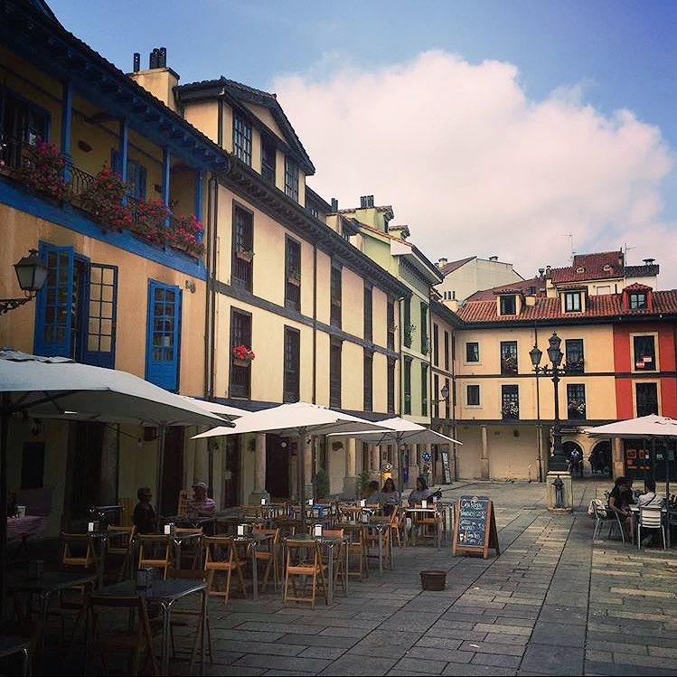 Qué os voy a contar de Oviedo. Mi amada Vetusta #Asturias #FelizMartes