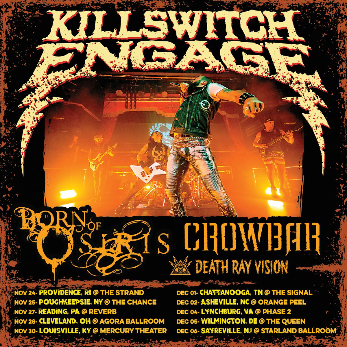 Killswitch Engage Kseofficial Twitter