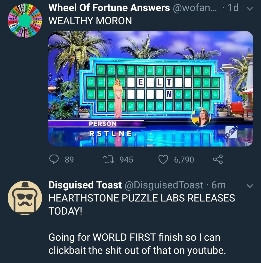 hearthstone puzzle lab