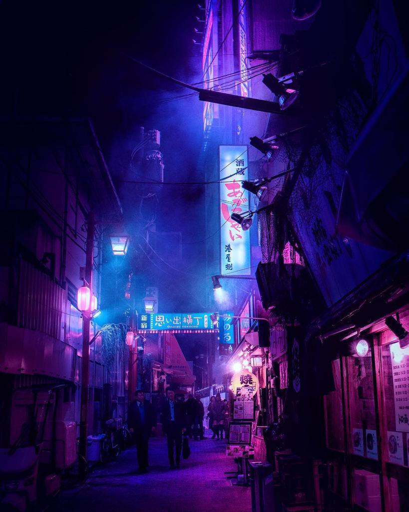 Midnight City | by @liamwong