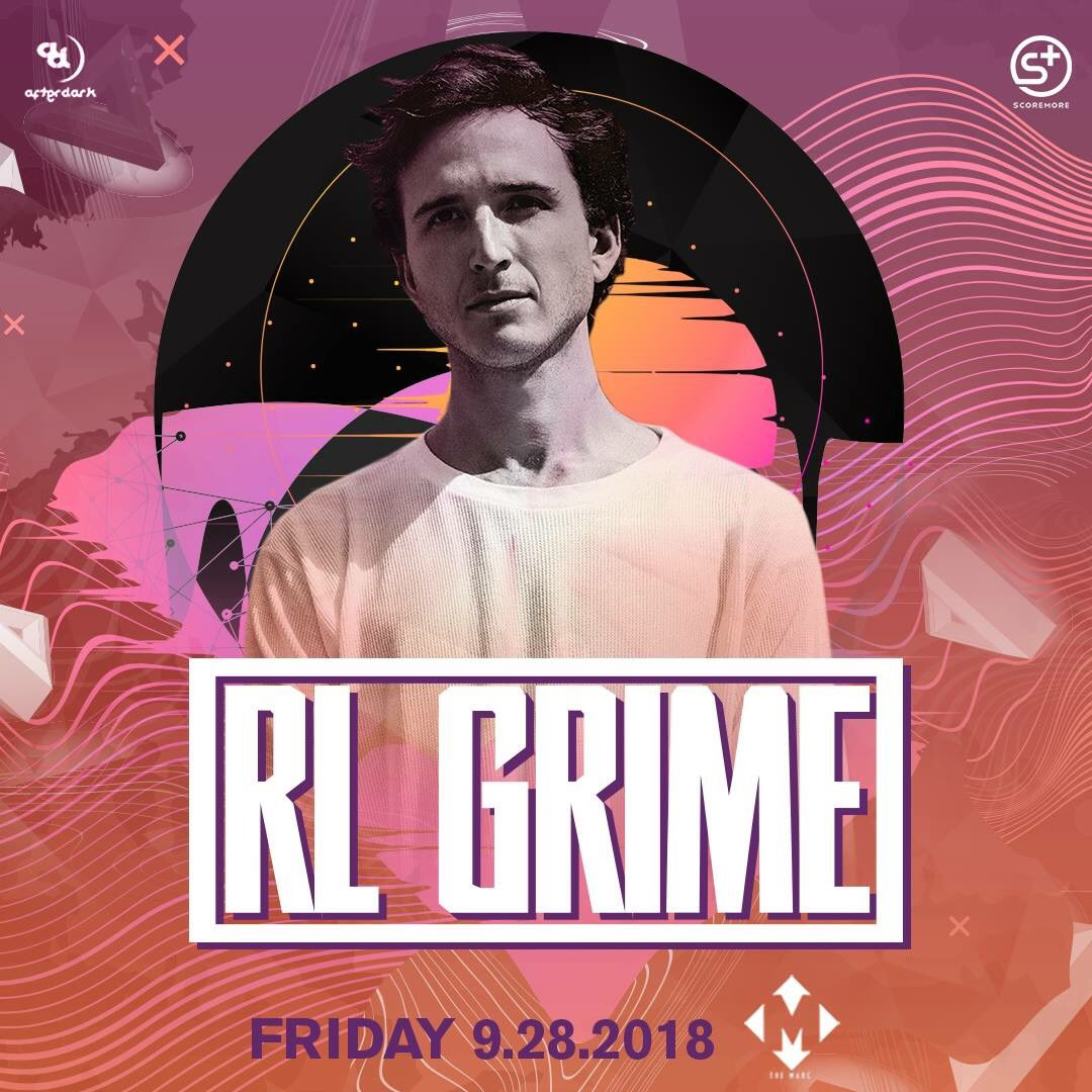 The King Returns! @RLGRIME SEPT 28!
