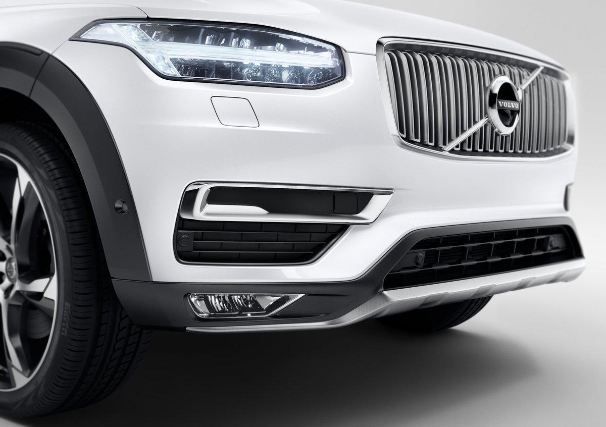 El lujo y el más sofisticado diseño escandinavo adquieren su máxima expresión en el asombroso #VolvoXC90 volv.es/2LdTstl