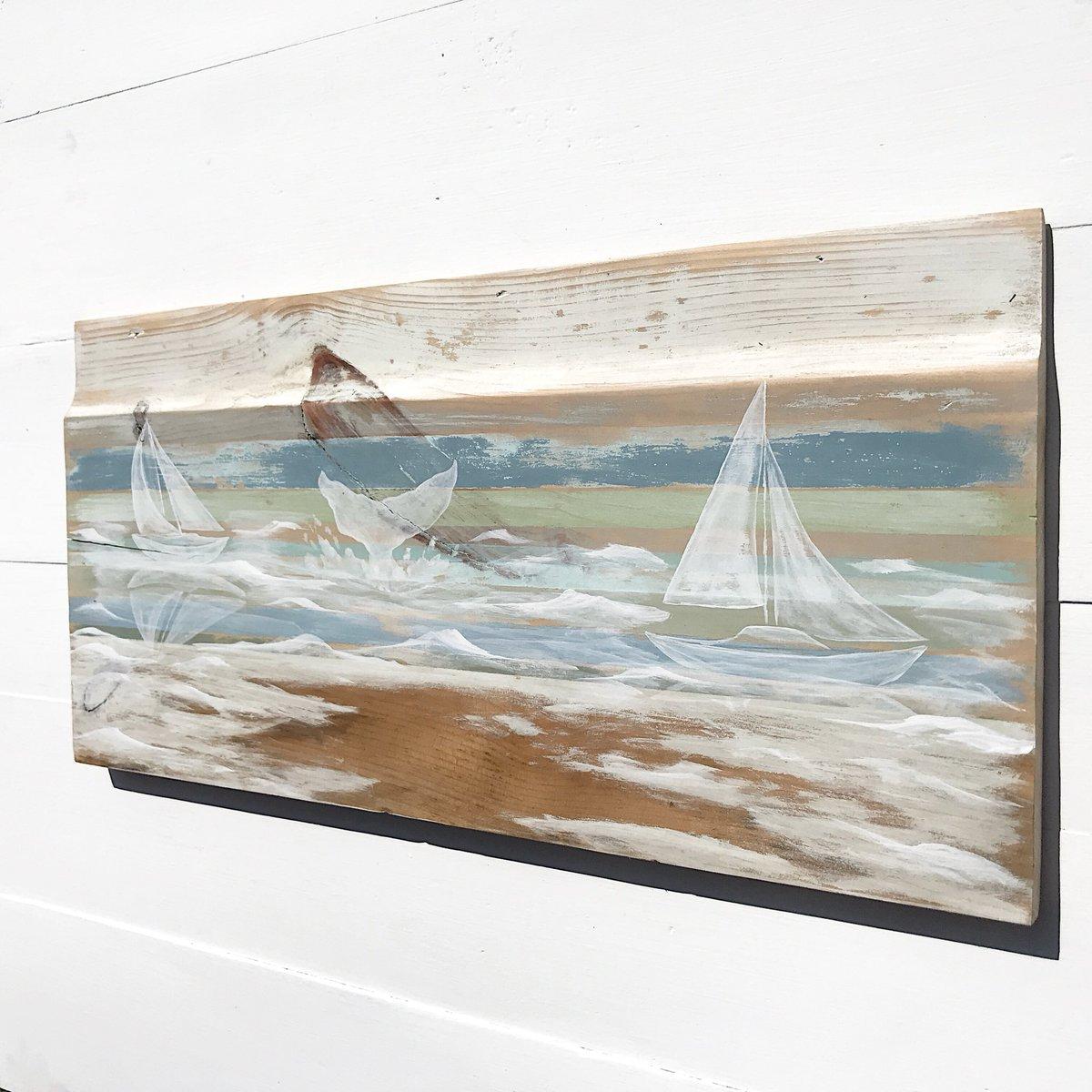 Brokenboardswoodart On Twitter Nautical Decor Https
