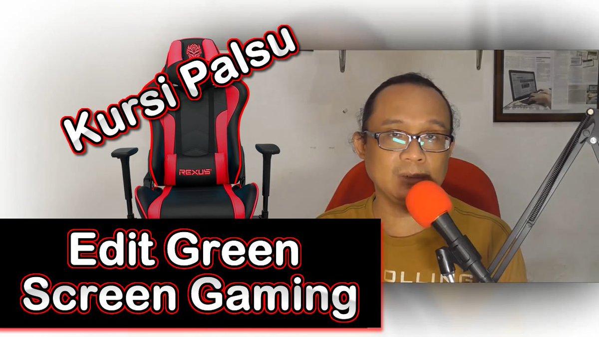 48 Gambar Kursi Gaming Green Screen Gratis Terbaik