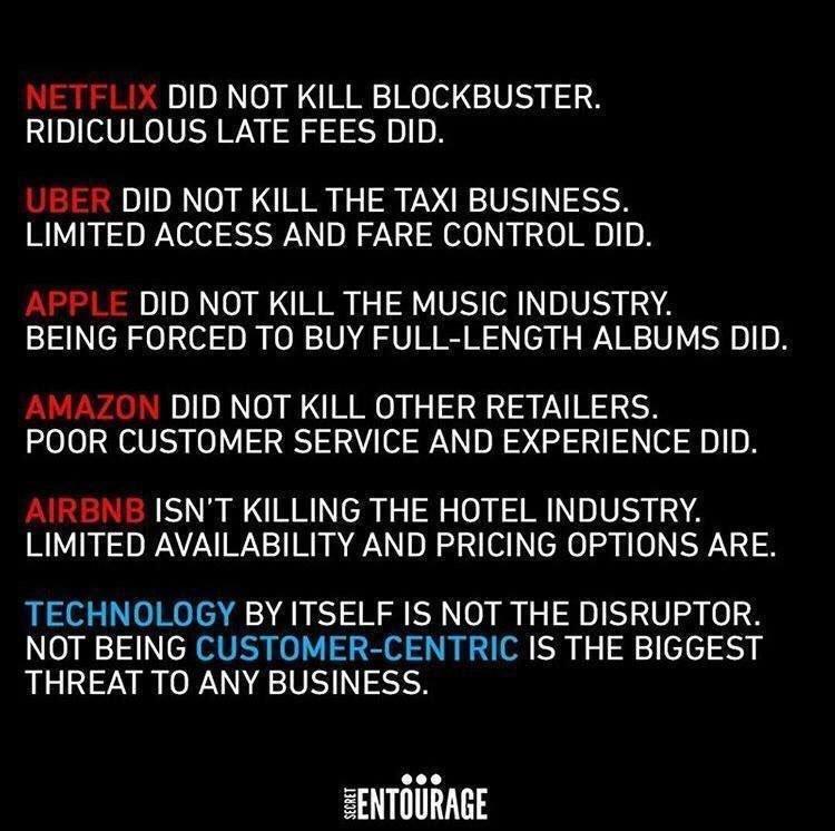 Technology By Itself Is Not The Disruptor #technologicalinnovation #disruptivetechnologies #innovation  @evankirstel @NexWebSites @JolaBurnett @HaroldSinnott @JGrobicki @akwyz @NevilleGaunt @DioFavatas @gvalan @kdf830 @Droit_IA @Fede_Aguggini @andy_lucerne @alvinfoo @antgrasso https://t.co/kldHp39BSF