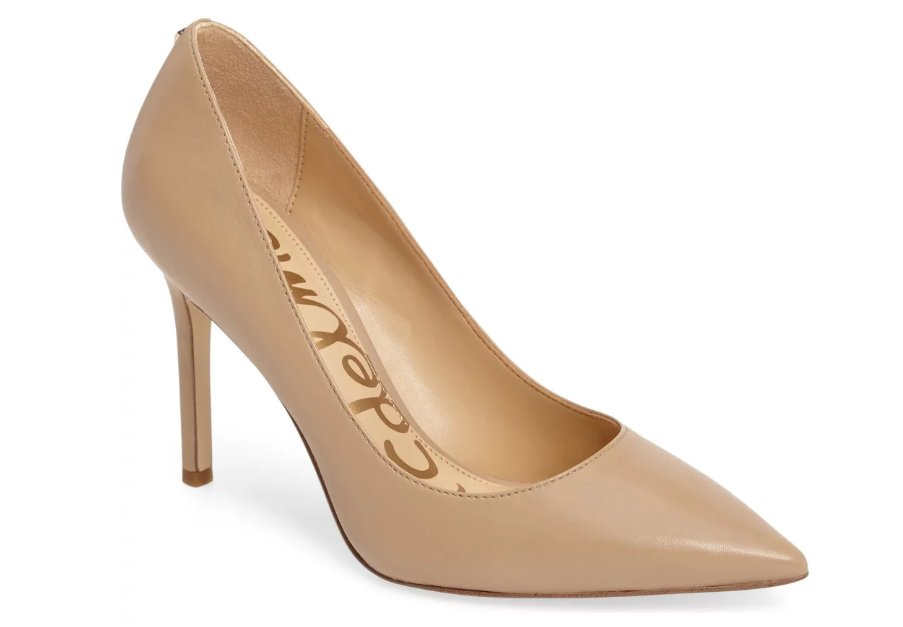 c445a989fb3632 ... the Sam Edelman Hazel Pointy Toe Pumps are also incredibly  comfortable.