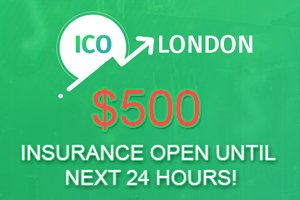 Image for ICO LONDON Insurance OPEN!