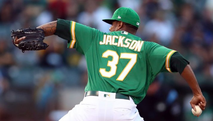 The As are surging. And a big reason for that is former Cubs pitchers Edwin Jackson, Trevor Cahill and Brett Anderson. Really. trib.in/2BCWKXg via @Timbannon