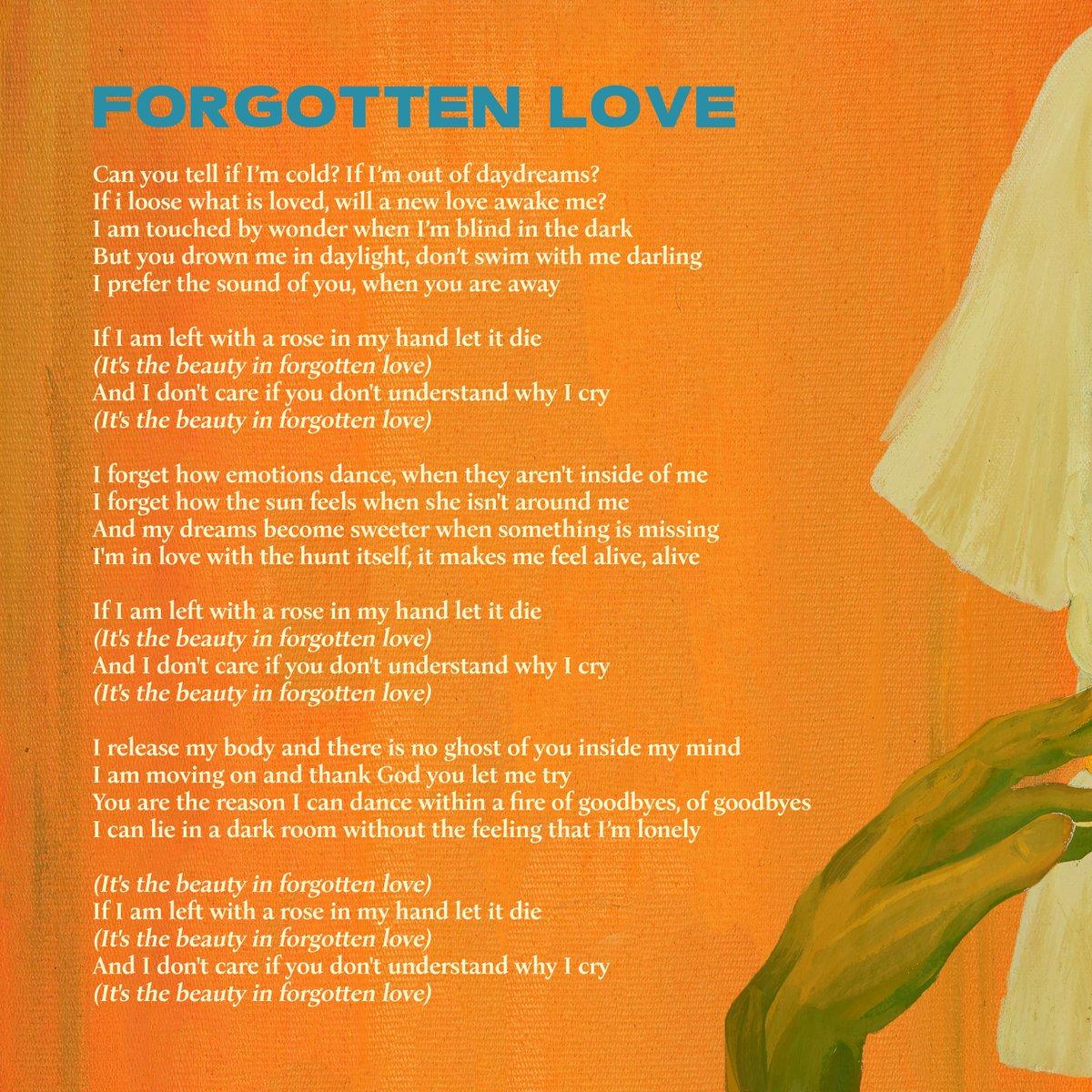 Say to the lord i love you lyrics