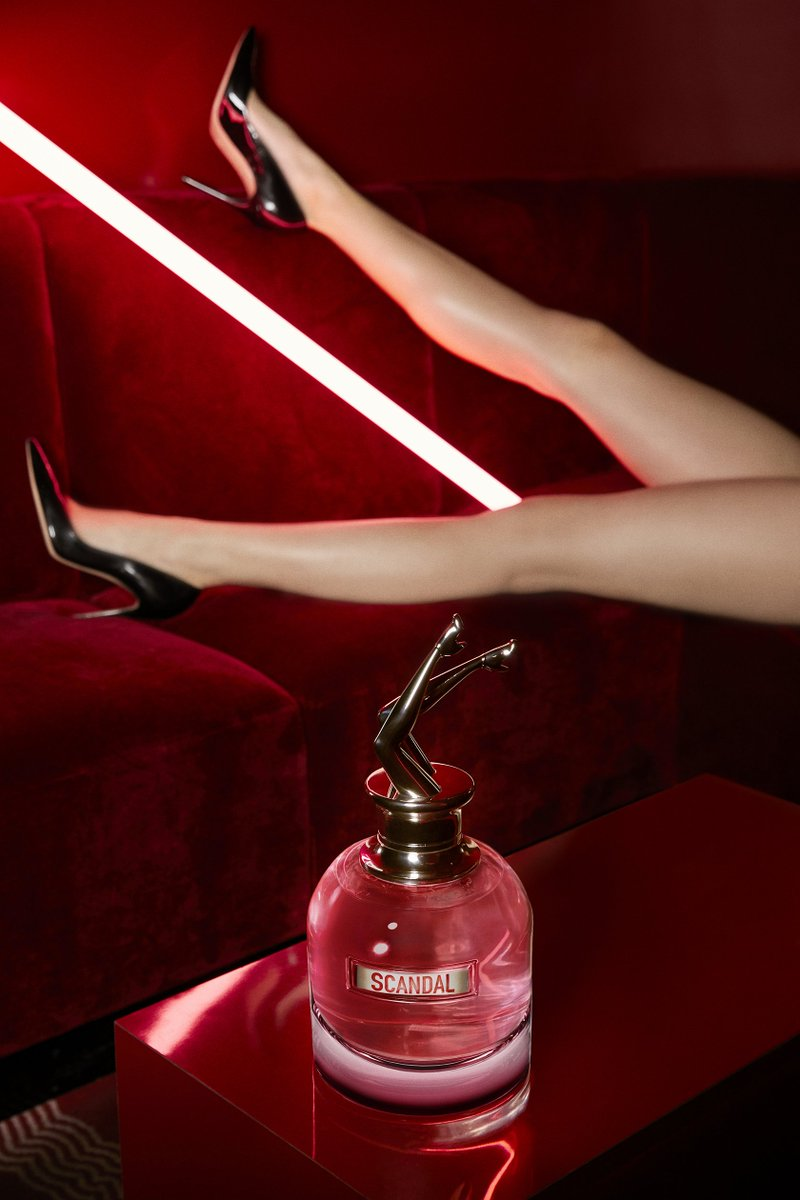 68600ddd13 Jean paul gaultier on twitter jpg 800x1200 Night by jean paul gaultier  scandal