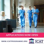 Applications are now open for the Wellcome-HRB ICAT Programme PhD Fellowships. https://t.co/pYaMHSMA6S