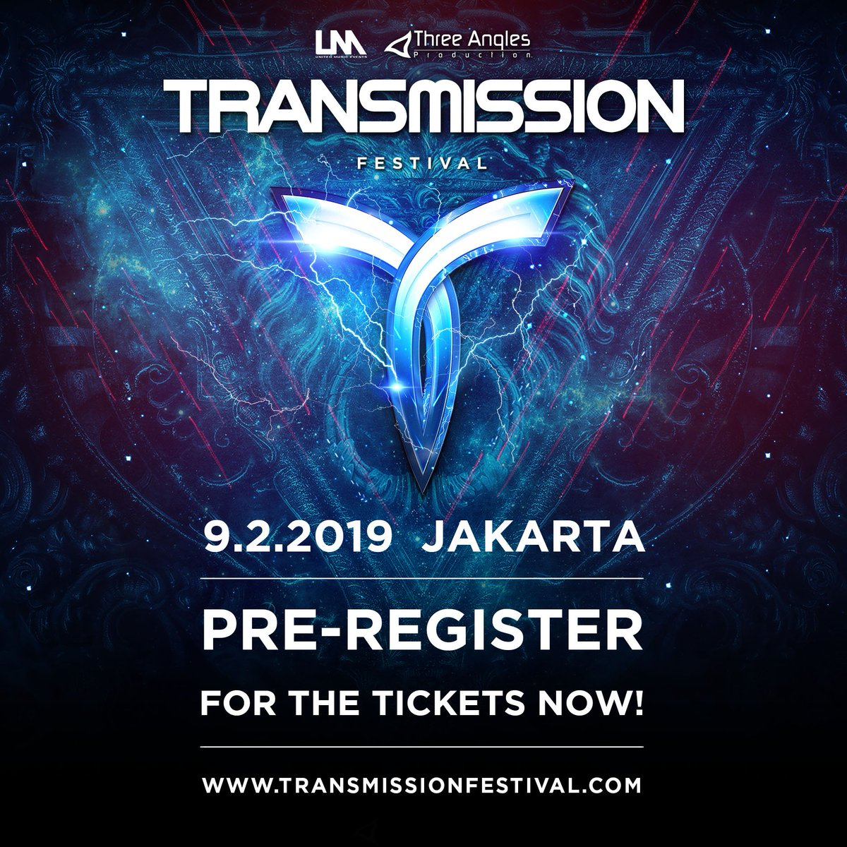 Transmission Festival On Twitter After Massive Shows In Bangkok And Shanghai Transmissionprg Is Coming To Jakarta Indonesia Mark The Date Saturday 9 2 2019 And Invite Your Friends To The Event Page