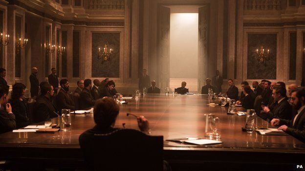 Millennials meeting to discuss what to kill next