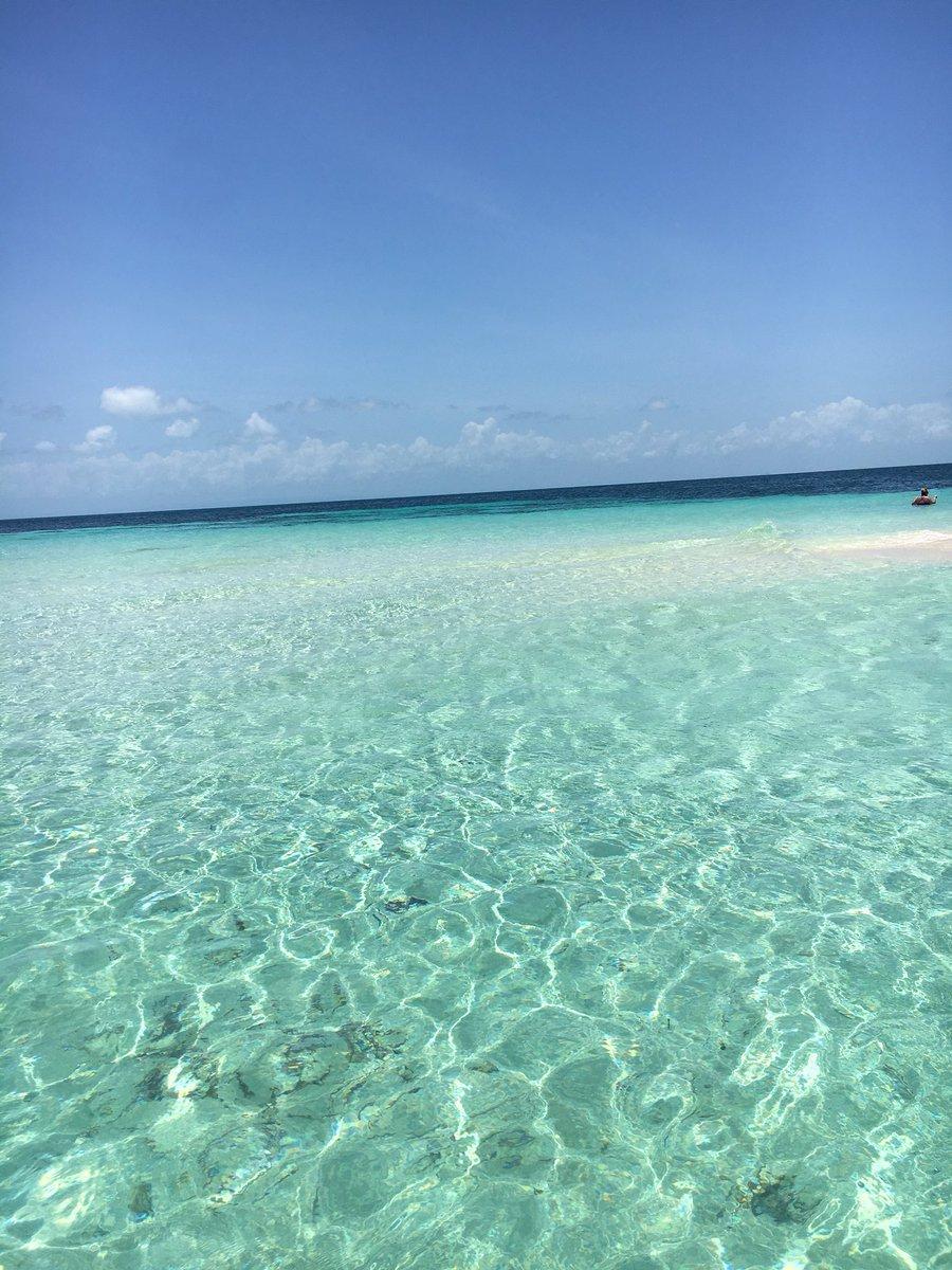 test Twitter Media - day 10;  isla bonita, belize. https://t.co/HUvdCNrgwR