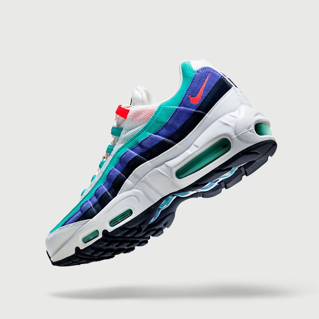 online store 683bf 63225 germany air max 95 footaction fb294 e7103