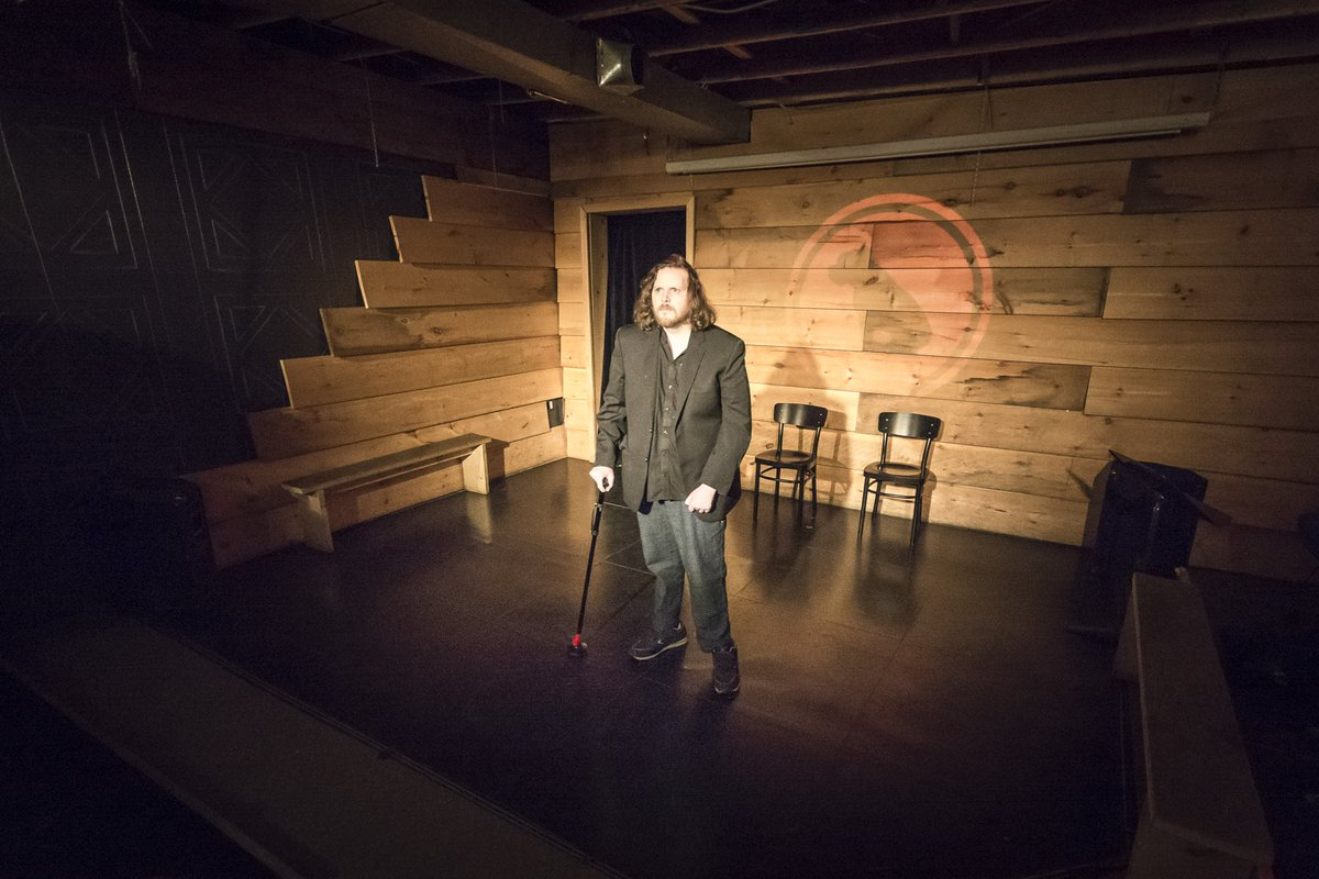 """""""My care team at @Providence3276 gave me a sense of confidence, which isn't easy when half of your body is locked away."""" See how our rehabilitation programs helped a comedian get back onstage after a #stroke »  http:// bit.ly/2ONgY2v     @VarietyVillage @TheSoCap<br>http://pic.twitter.com/iawF3u37lL"""