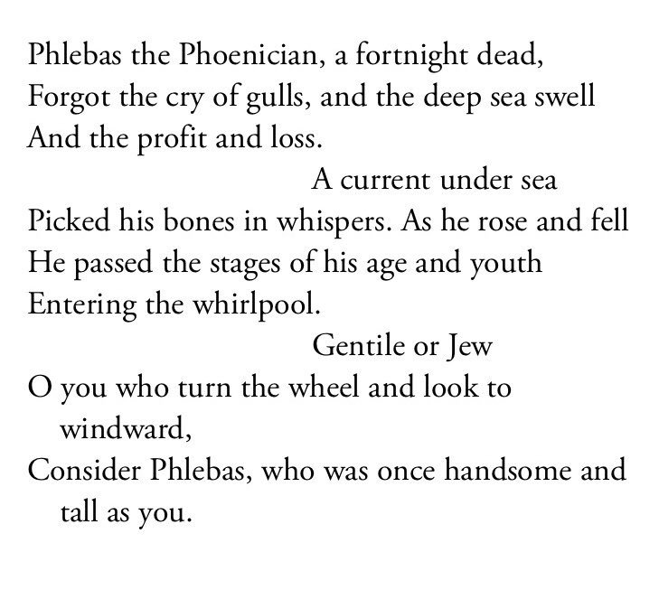 phlebas the phoenician