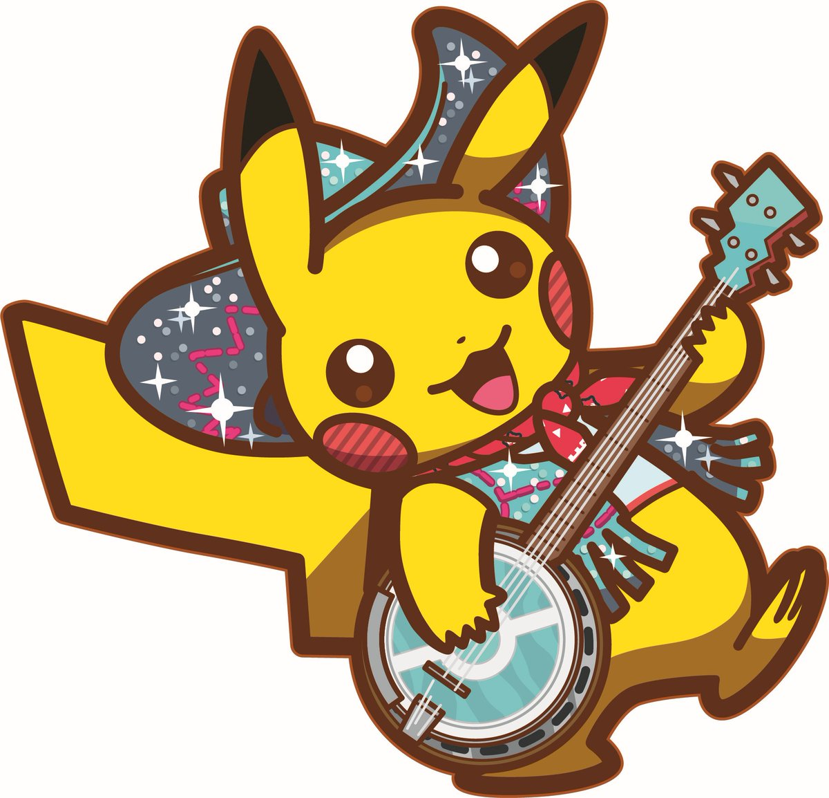 Serebii Picture: High quality artwork of Pikachu for the 2018 Pokémon World Championships and the 2018 World Championships artwork serebii.net/index2.shtml