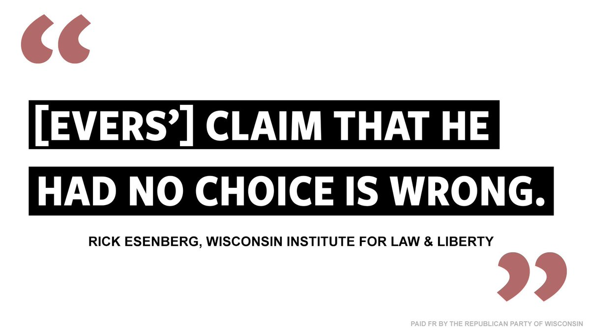 Wisconsin Gop On Twitter Tony4wi Didnt Revoke The License Of A