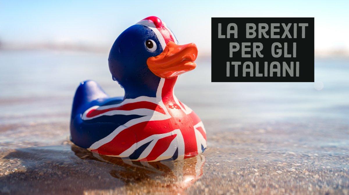 Brexit per gli italiani; tutto quello che dovete sapere: Sembra incredibile ma a distanza di otto mesi dall'evento ancora non sappiamo come sarà il Brexit e soprattutto come sarà il Brexit per gli italiani e gli Europei ora in UK. Sappiamo che gli… https://t.co/1i5OP8PhOM
