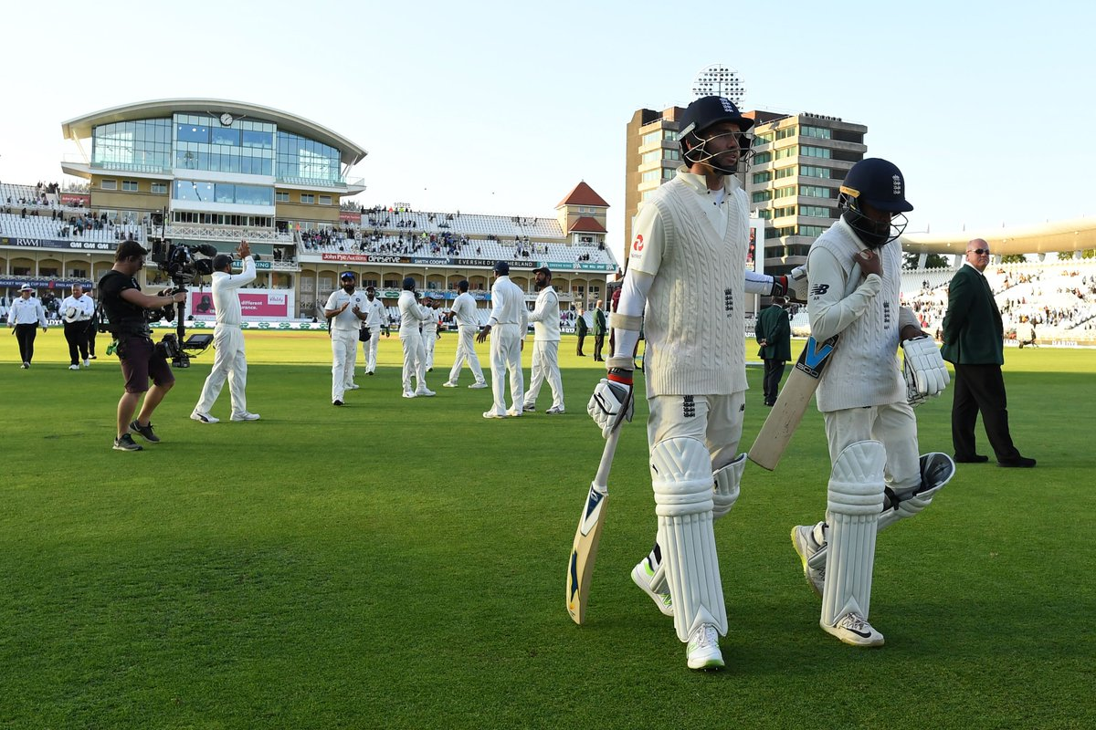 iNDIA just One Wicket Away from Historic Victory at Trent Bridge