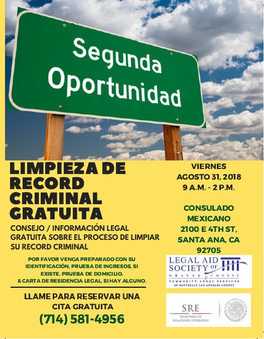 Consulado De México En Santa Ana On Twitter Clínica Legal