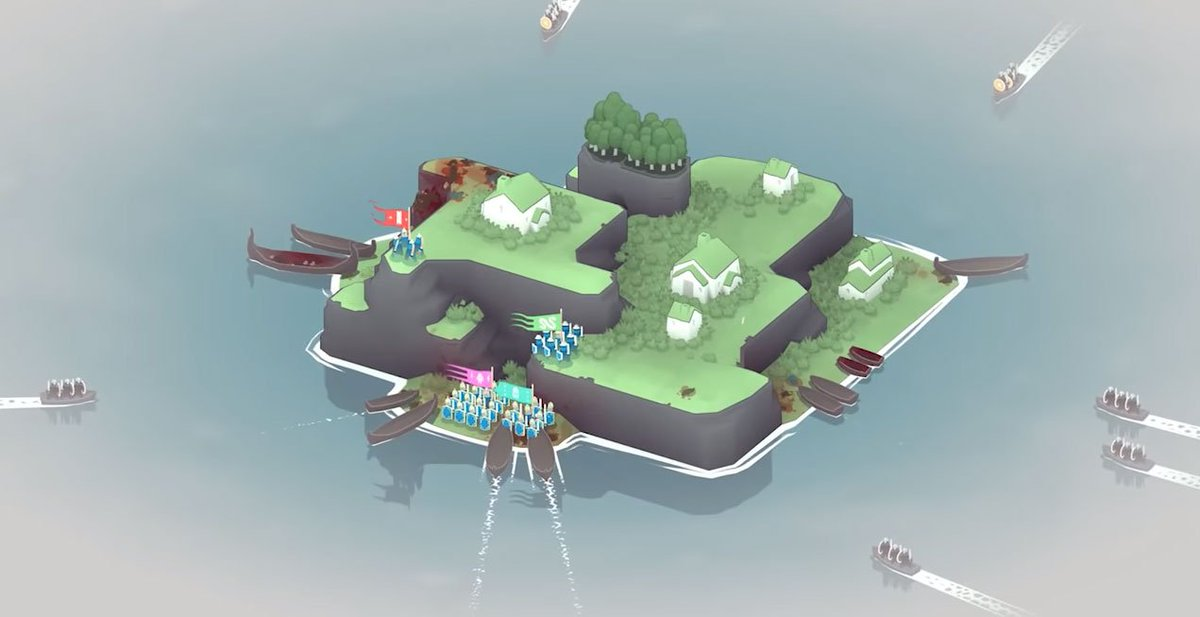 Bad North strips RTS gaming to the bone. bit.ly/2BykiwJ