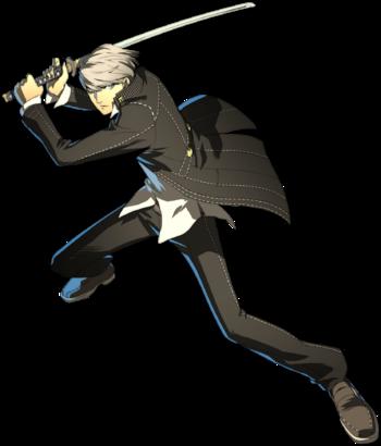 Rude Kun Jokerrrrr In Smash On Twitter Joker Will Be Too With Persona Q2