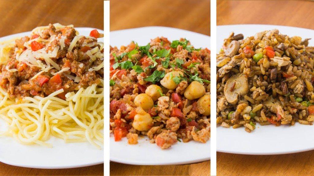 3 Healthy Dinner Recipes For Weight Loss | Easy DinnerRecipes https://t.co/UHRWZDv3n0 https://t.co/v9ML24PrPb