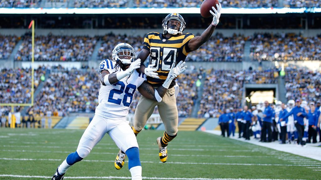 Fantasy Football: Making the Case for Antonio Brown to be the No. 1 pick bit.ly/2MqVwDG