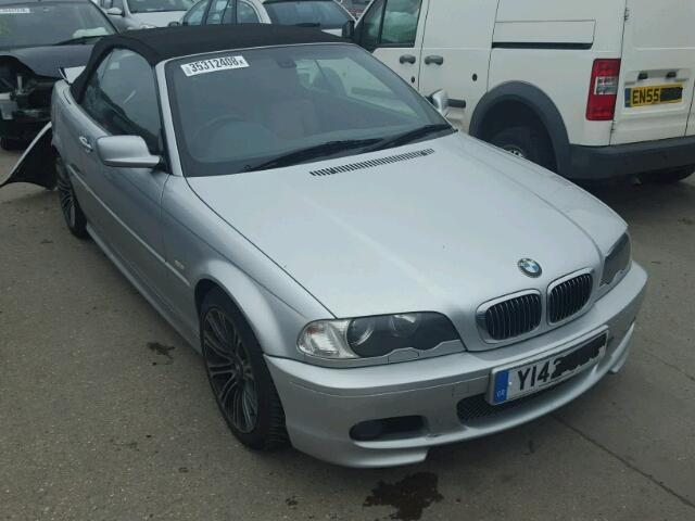 Uk Salvage Cars On Twitter Ebay Breaking 2001 Bmw E46 Cabrio Convertible 330 Ci M Sport Petrol For Parts Spares Https T Co Uzdkga1ifc