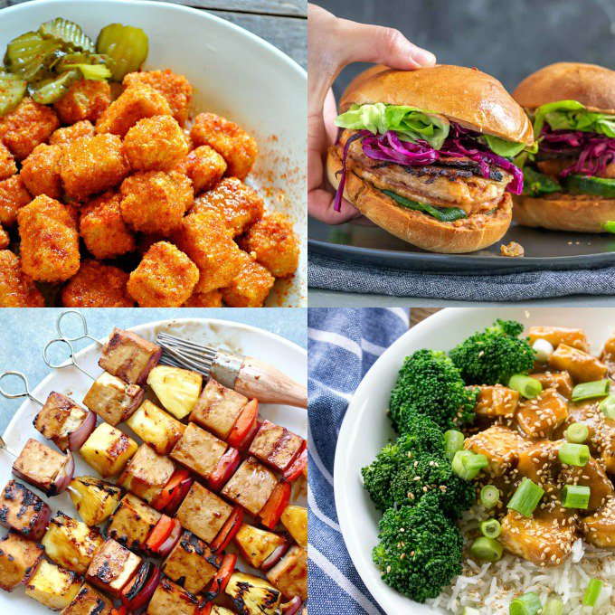 If you like tofu, you will love these 20 #vegan tofu #recipes! https://t.co/0GTpvKySxV https://t.co/OSLq0aU5h3