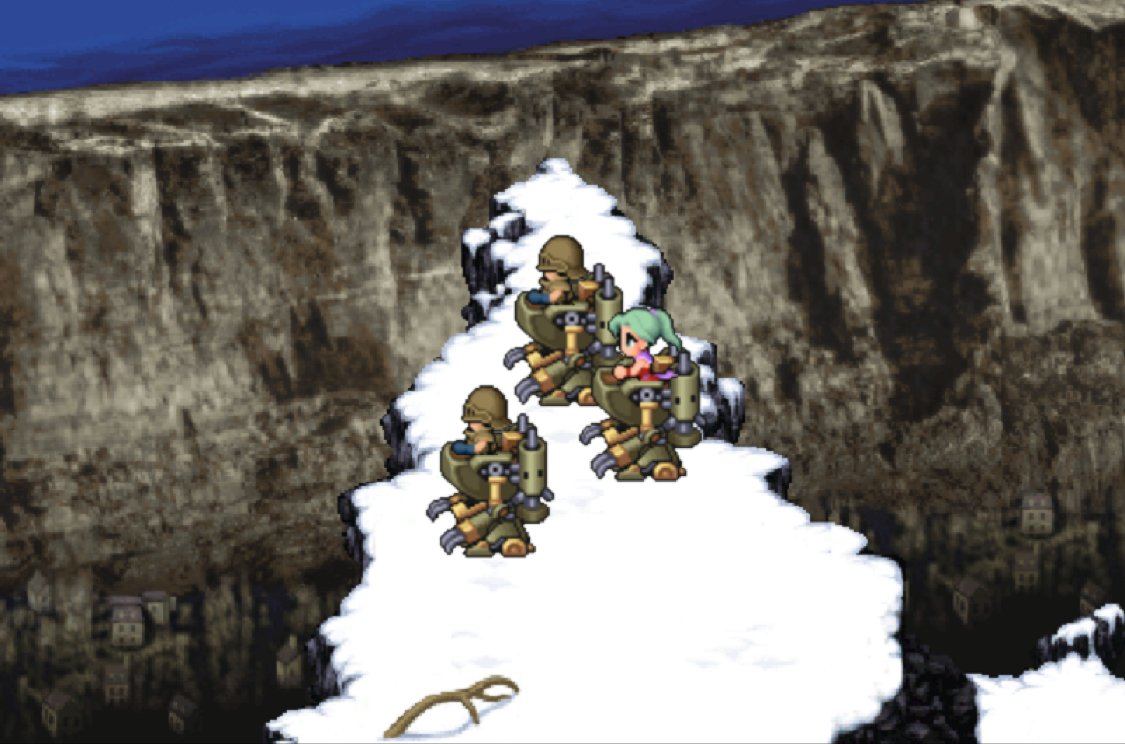 Now if only Square would treat Final Fantasy VI on PC like it treated Chrono Trigger. bit.ly/2BEwbku