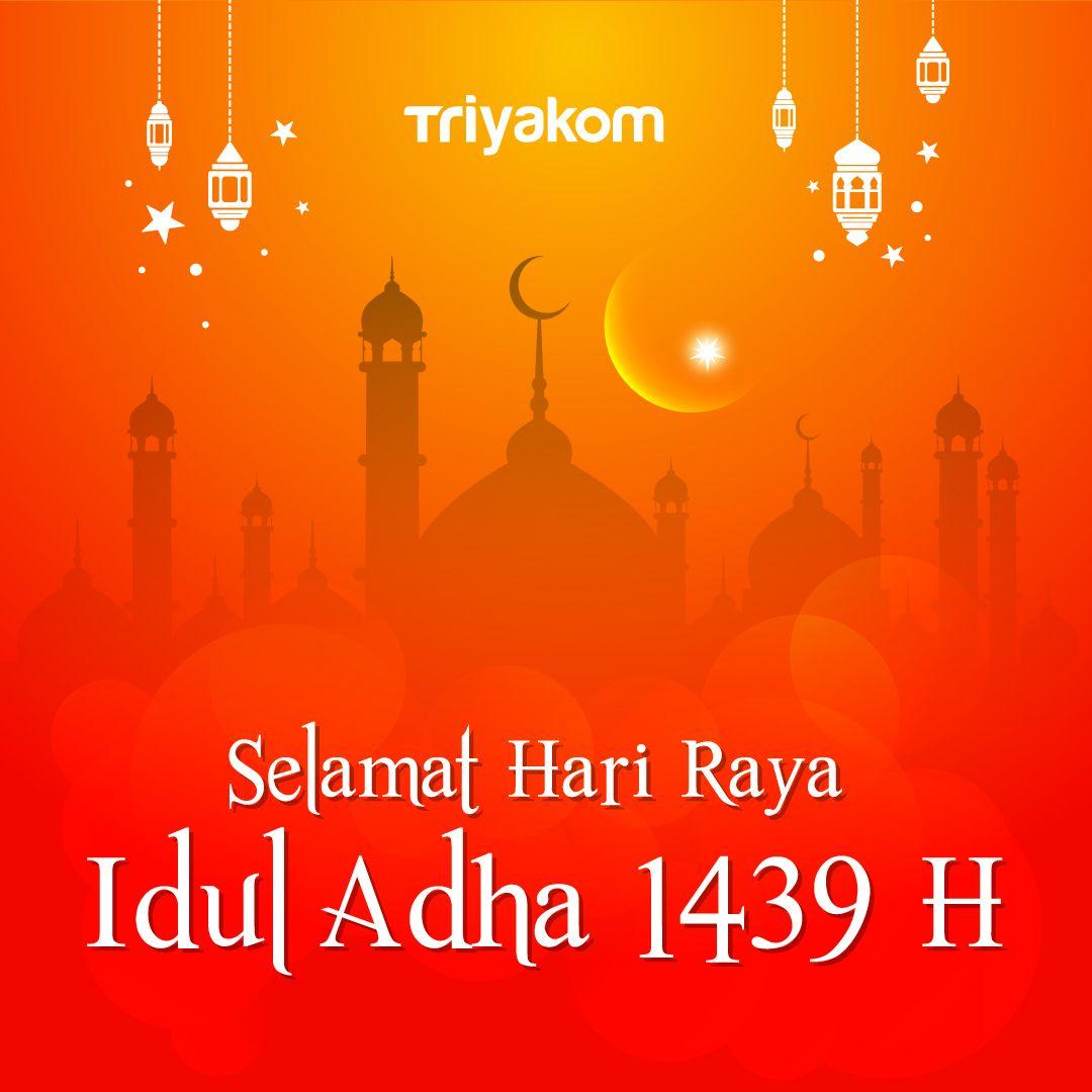 Selamat Merayakan Hari Raya Idul Adha https://t.co/sxENIaTkEd