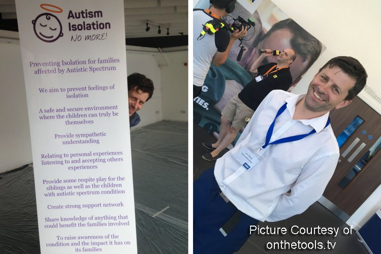 Fix Charity That Wants To Fix Autism >> Fix Radio On Twitter Thanks To Plasterer Aaron Pearson For Talking