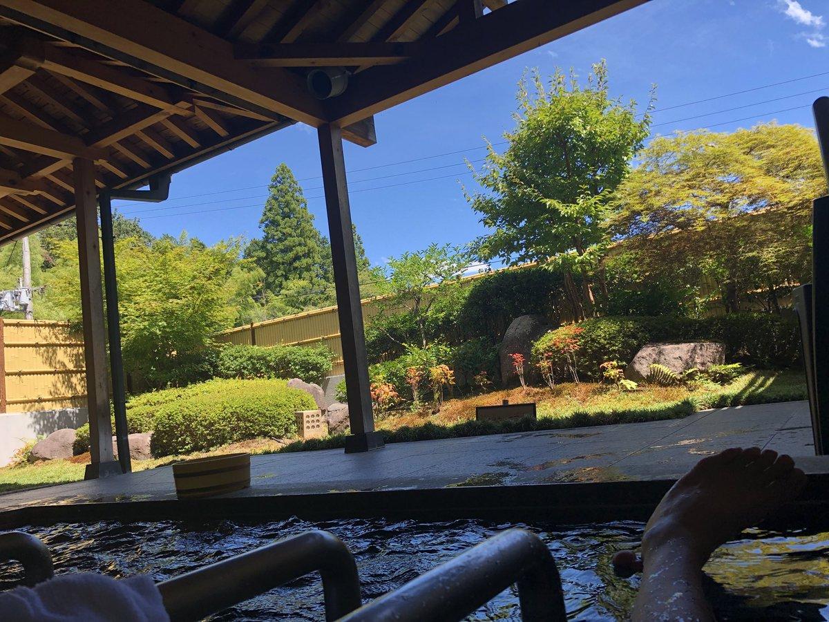 温泉 閣 湯の花 渓山