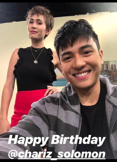 King with Birthday Girl ! Happy Happy Birthday! : IG Story of Jak