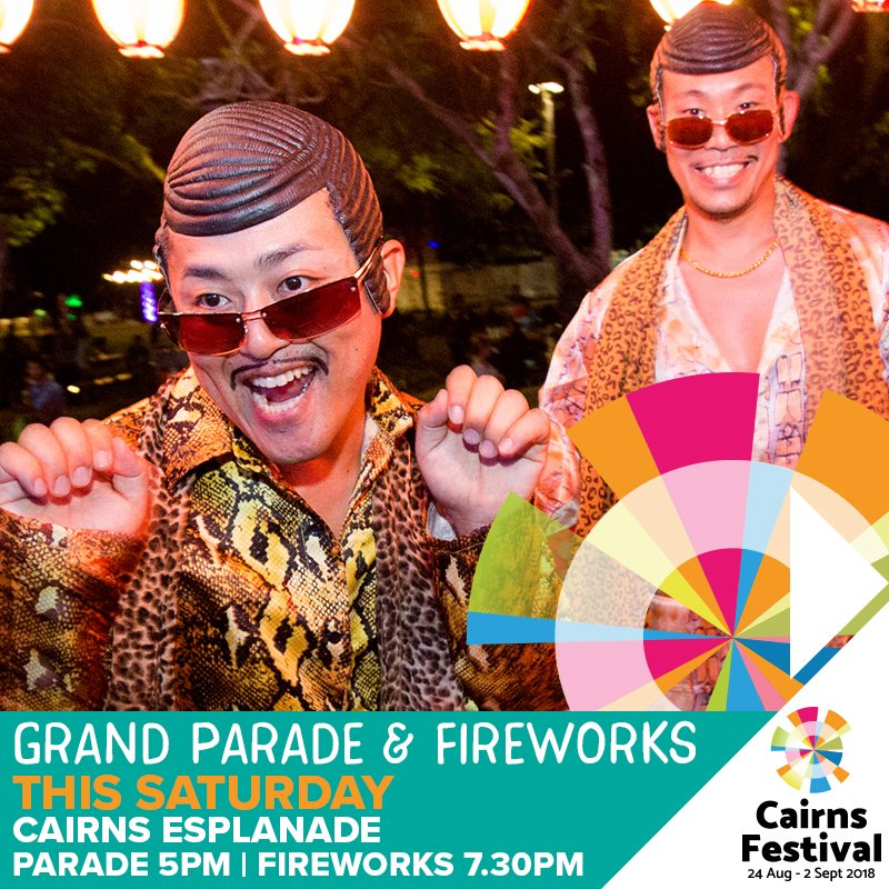 Cairns Festival (@CairnsFestival) | Twitter
