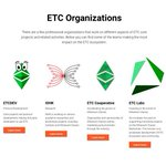 Image for the Tweet beginning: Hey Developers! Come Join ETC