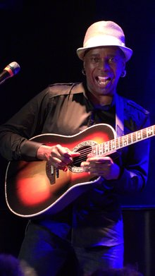 Cult Of Personality  Happy Birthday Today 8/22 to Living Colour guitarist/songwriter Vernon Reid.  Rock ON!