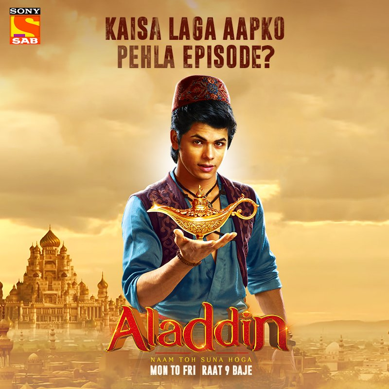 Aladdin Hindi Serial Sony Sab