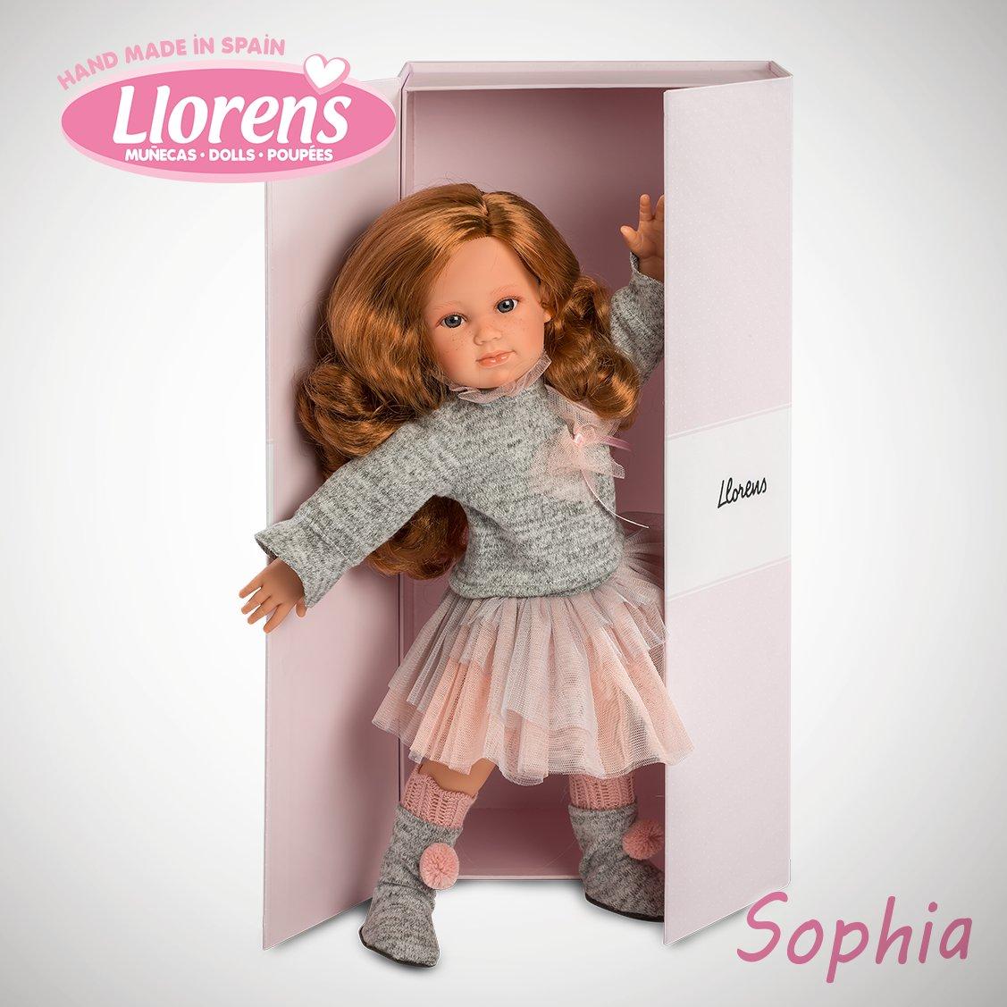 Куклы Llorens — сестры знаменитых кукол Antonio Juan