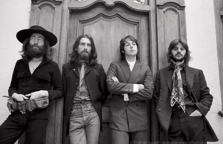 DlMNnAyXsAAO1TS - Abbey Road at fifty