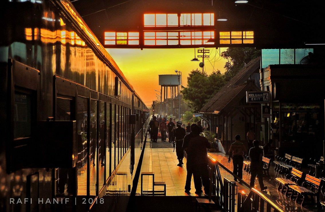 Kereta Api Indonesia On Twitter Sahabatkai Masih Tersedia Tiket