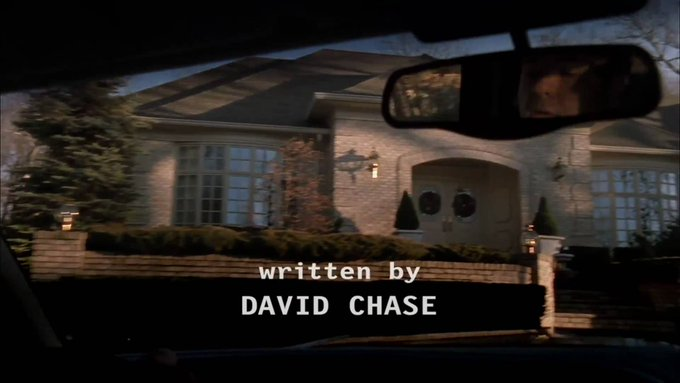 Happy 73rd birthday to David Chase.