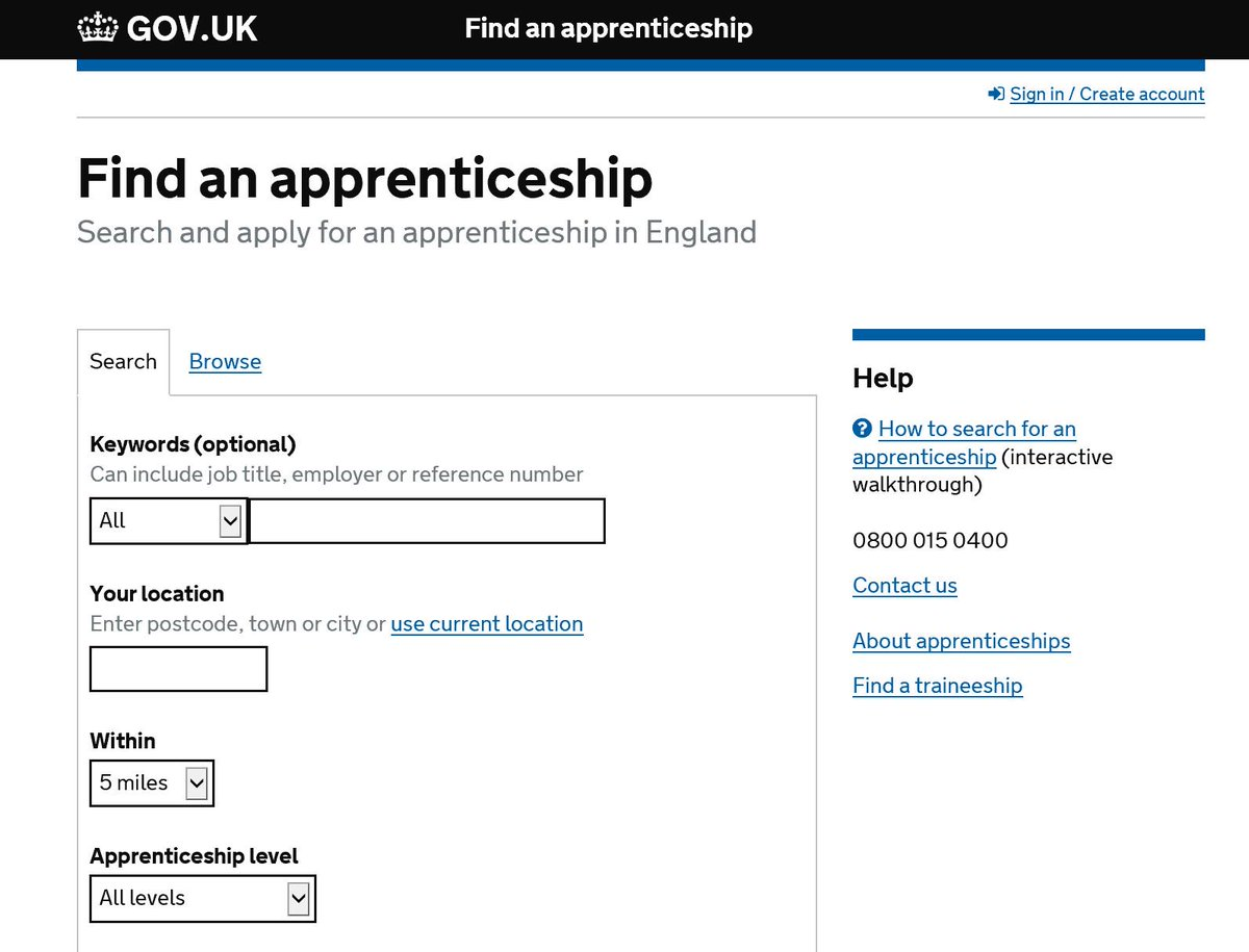 Congratulations to everyone receiving #GCSEResults today!  If you're thinking about what to do next, there are thousands of #apprenticeships available across different sectors.  Search for vacancies on 'Find an apprenticeship' #ResultsDay2018 #GetInGoFar  http://www. findapprenticeship.service.gov.uk/apprenticeship search   … <br>http://pic.twitter.com/FFElQXD3zc