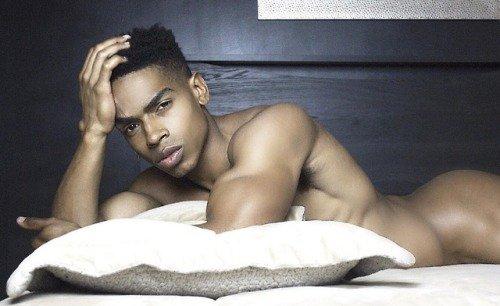 nudist black