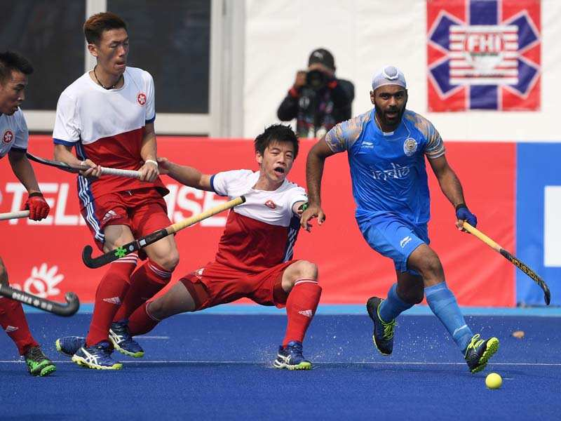 Indian hockey asian games 2018 jakarta kreedon